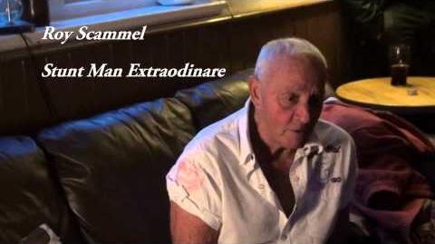 Roy Scammel Stunt Man Extraordinare