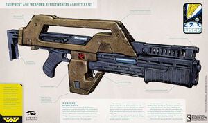 WYR Pulse Rifle preview page