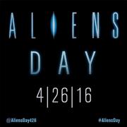 Aliens Day 2016