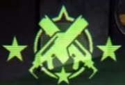 Legendary Weapon logo ACM