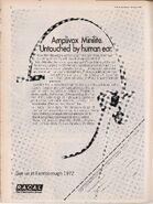 Minilite Flight International August 1972 ad
