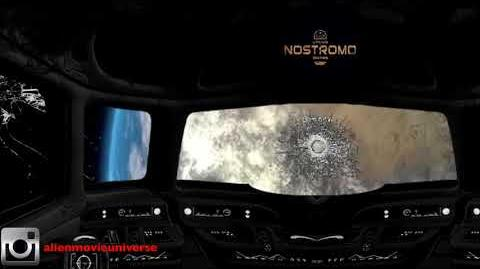 Alien Nostromo A Virtual Reality HD