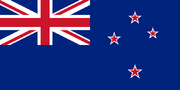 Flag of New Zealand