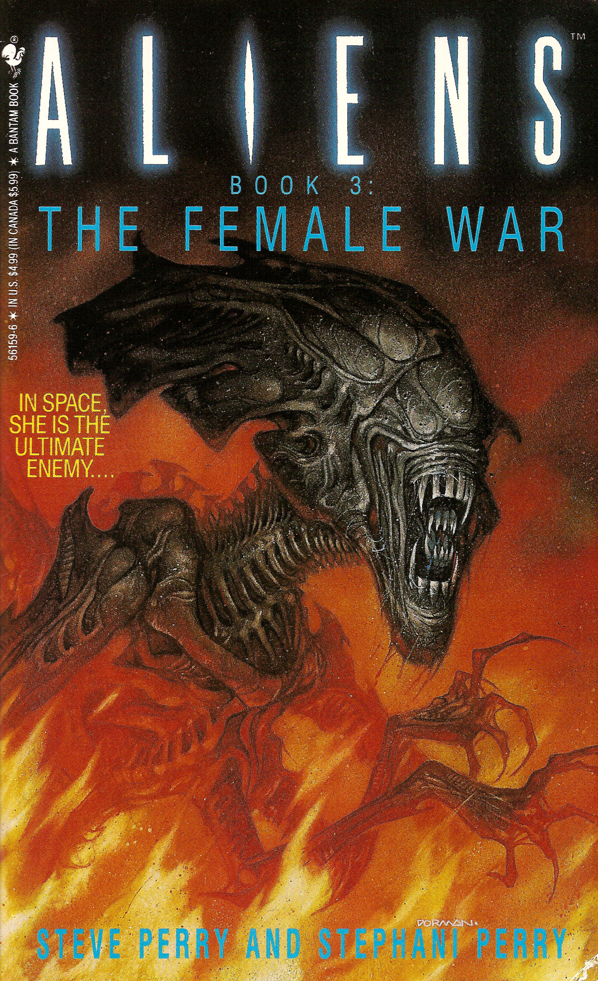 ebc4fcaad2e Aliens  The Female War (novel)
