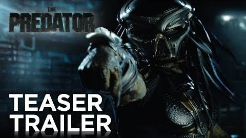 The Predator Teaser Trailer HD 20th Century FOX