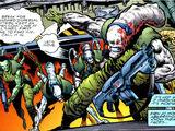 Catherine Fortune's Supervillain/Xenomorph Hybrids