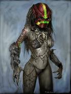 Unused female Predators