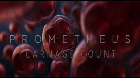 Prometheus (2012) Carnage Count