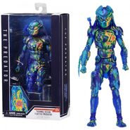 Thermal vision fugitive predator neca