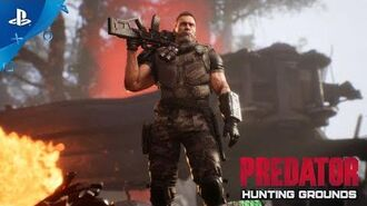 Predator Hunting Grounds - Dutch 2025 DLC Pack PS4
