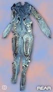 Toop Alien Suit Rear