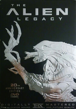 Alien Legacy US Set