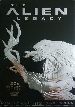 Alien Legacy US Set