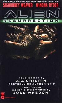 Alien resurrection novel
