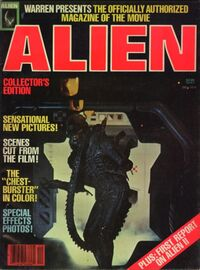 Alien The Official Movie Magazine