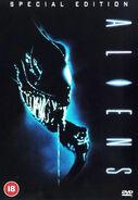 Aliens (1999 DVD) UK
