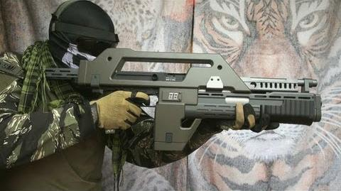 (Airsoft) Pulse Rifle M41A1 Snow Wolf