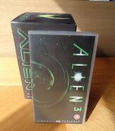 Alien Saga Set Alien 3 tape