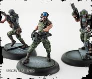 USCM Marines