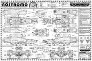 Nostromo bluprint