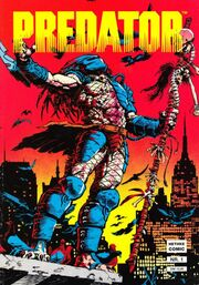 German Predator issue 1