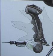 AvPR concept art (tracking syringe)
