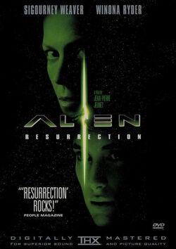 Alien Resurrection (1999 DVD)