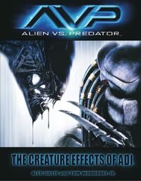 AVP The Creature Effects of ADI