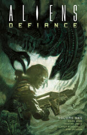 Aliens Defiance TPB Vol1