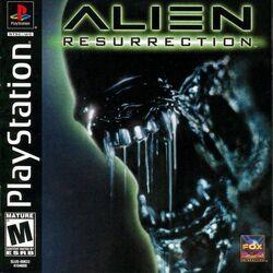 Alien Resurrection Game