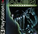 Alien Resurrection (video game)