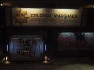 Isolation CMB entrance