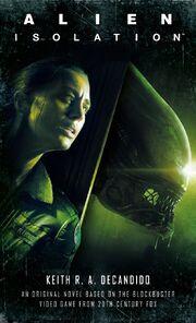 Alien Isolation novel