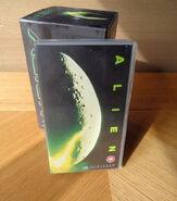Alien Saga Set Alien tape