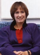 Gale Anne Hurd in Sweden