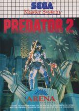 Predator 2 (1992 Master System game)