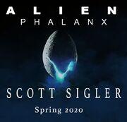 Alien Phalanx promo