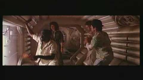 Alien deleted scene 2