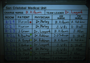 Cristobal staff list
