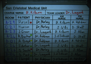 Cristobal staff list