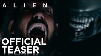Alien 40th Anniversary Shorts Official Teaser ALIEN ANTHOLOGY-0