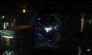 Isoaltion Hive entrance