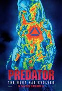 The Predator poster 5
