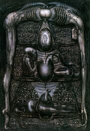 Work h-r-giger-art-artwork-dark-evil-artistic-horror-fantasy-scifi-wallpaper-1