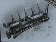 AvPR concept art (surgical stapler)