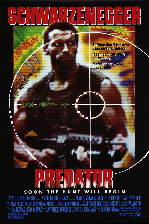 Movie Poster avp movie poster : Predator (film) : Xenopedia : FANDOM powered by Wikia