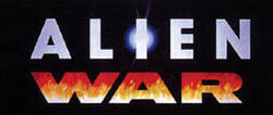 Alien War new logo