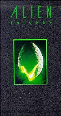 Alien Trilogy US Set
