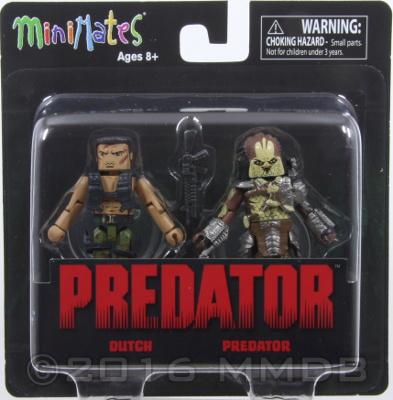 The Predator Movie Minimates Series 1 Quinn McKenna