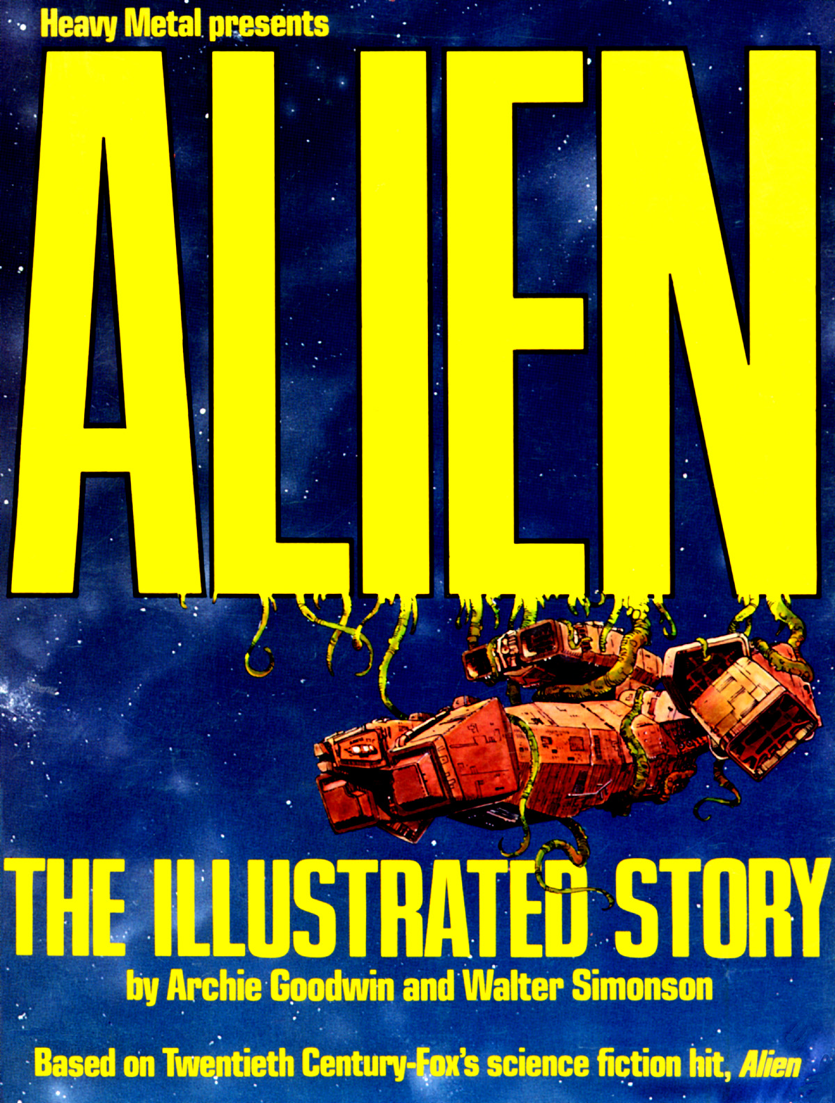 Alien: The Illustrated Story | Xenopedia | Fandom